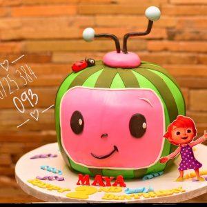 Cocomelon Cake